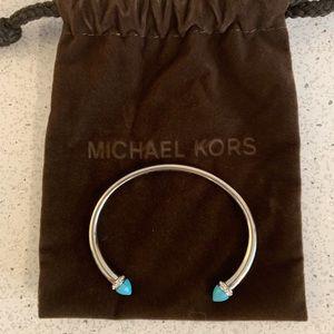 Michael Kors Open Circle Bangle Bracelet